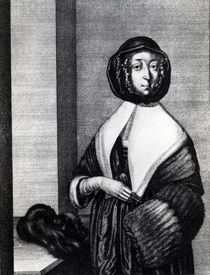 Winter, 1641 by Wenceslaus Hollar