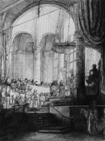 Medea, or the Marriage of Jason and Creusa von Rembrandt Harmenszoon van Rijn