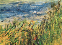 The Banks of the Seine at Champrosay by Pierre-Auguste Renoir