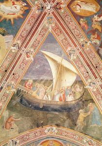 Saint Peter's Boat, c.1366-1368 by Andrea di Bonaiuto