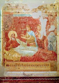 Isaac rejecs Esau, c.1288 by Giotto di Bondone