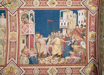 The Massacre of the Innocents by Giotto di Bondone