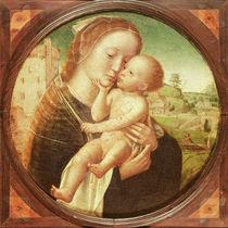 Virgin and Child by Adriaen Isenbrandt or Isenbrant