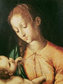 Virgin and Child by Luis de Morales