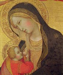 Virgin with Child by Bernardo Daddi