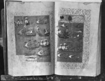 The 'Suleymanname' or 'Life of Suleyman' by Turkish School