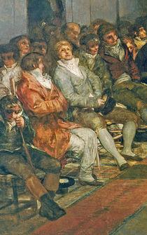 The Junta of the Philippines by Francisco Jose de Goya y Lucientes