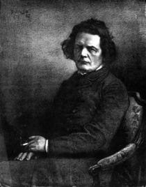 Anton Rubinstein, 19th Century von Russian School