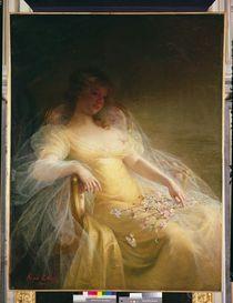 Portrait of a Woman von Arpad Migl