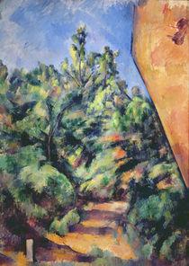 Red rock, c.1895 von Paul Cezanne