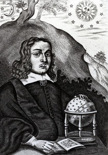 Portrait of Johannes Cadburjus von English School