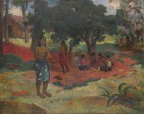 Parau Parau , 1892 von Paul Gauguin