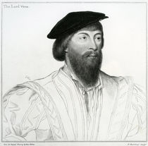 Thomas Vaux, 2nd Baron Vaux of Harrowden von Hans Holbein the Younger