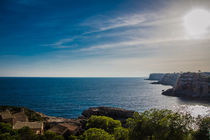 Mediterranean coastal scene by vasa-photography