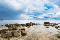 Die Ostseeküste auf der Insel Rügen by Rico Ködder