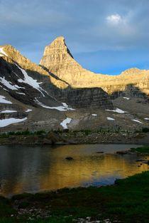 Talon Peak, Canadian Rockies. von Geoff Amos