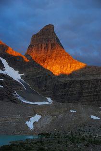 Sunrise at Talon Peak, B.C. Rockies by Geoff Amos