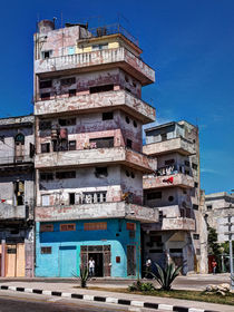 moderne Architektur, Havanna von Jens Schneider