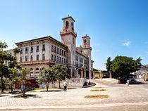 der Bahnhof von Havanna von Jens Schneider