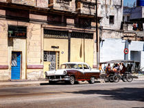 Streetscene, Havanna by Jens Schneider