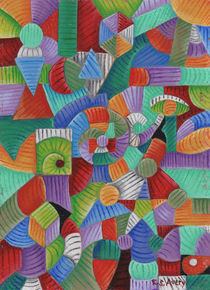 Nauticus Fibonacchi by Erika Avery