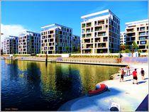 New Offenbach Buildings von Sandra Vollmann