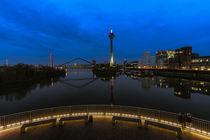 Rheinturm Düsseldorf von Stephan Habscheid