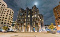Moon over Gehry von Stephan Habscheid