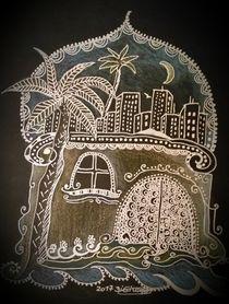 Stadt im Orient von Stefanie Di Giuseppe