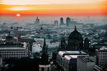 Berlin, Sonnenuntergang by Karsten Houben