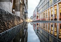 Friedrichstraße, Reflektion by Karsten Houben