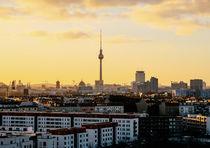 Panorama, Berlin von Karsten Houben