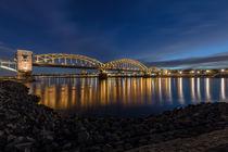 Südbrücke Köln by Stephan Habscheid