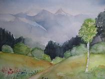 Wanderzeit by Giseltraud van Doeselar