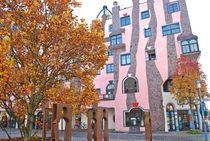 Hundertwasser-Haus in Magdeburg... 1 von loewenherz-artwork