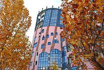 Hundertwasser-Haus in Magdeburg... 4 von loewenherz-artwork