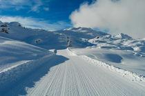 Weg im Schnee von stephiii