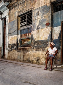 the streets of habana von Jens Schneider