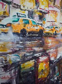 Lower Manhattan von Isabella  Kramer