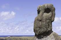 Moai - Rapa Nui by sasto