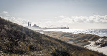 Scheveningen dunes by Erik Mugira