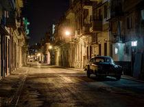 nachts in Havanna von Jens Schneider