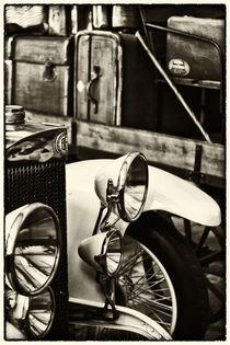 Reisefieber von vintage-art