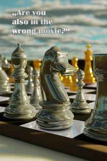 Are you also in the wrong movie? by Gerhard Hoeberth