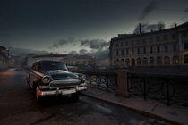 Volga von Sergey Yanickovskiy