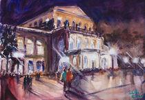 Opera Hannover  von Isabella  Kramer
