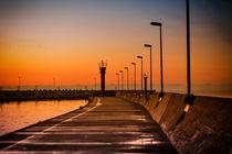 Sonnenuntergang by Christof Bramorski