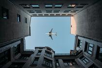 Flight over by Marcel Fagin