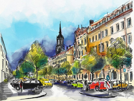 Dresden-konigstrasse