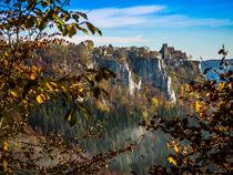 Burg Werenwag by Christine Horn